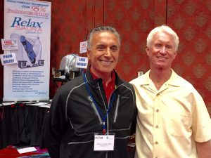 Dr. Masoud Attar with Dr. Frank Shallenberger