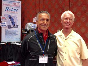 Dr. Masoud Attar with Dr. Frank Shallenberger