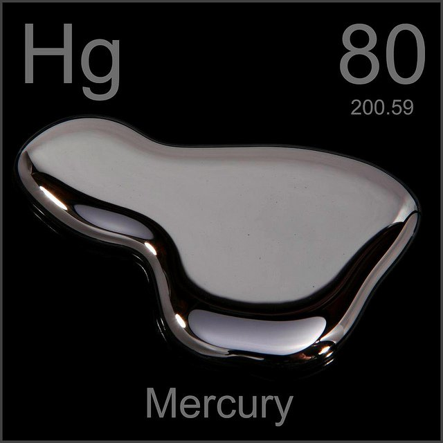 Mercury Awareness Week 2019: Hazmat Edition