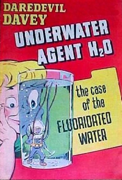 "56% of Dentists Say ""No"" to Fluoridation"
