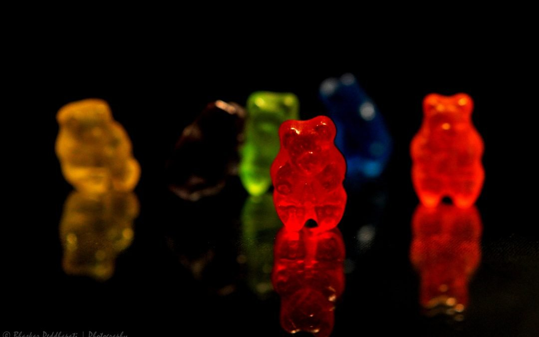 Gummy Bears, Teeth & the Fine Print