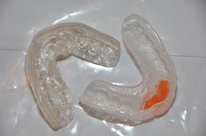 custom & standard mouth guards