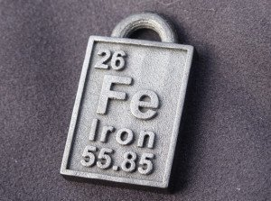 iron from periodic table