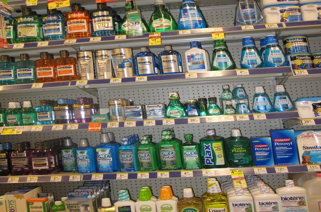 Choosing the Best Mouthwash