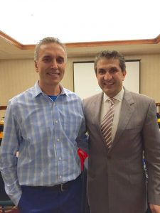 Dr. Masoud Attar & Dr. Hamid Shafie