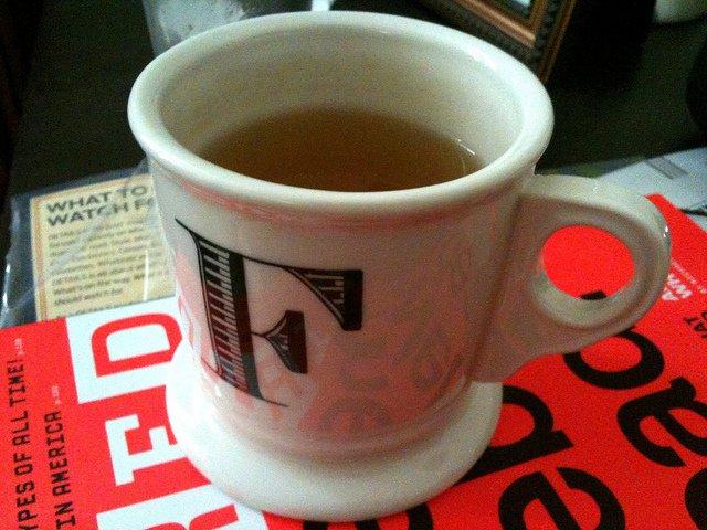 Fluoride in Your Tea