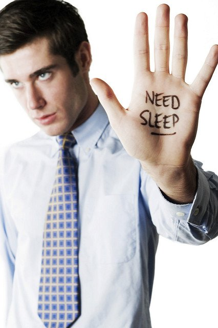 Sleep Apnea Could Really Be Stressing You Out!