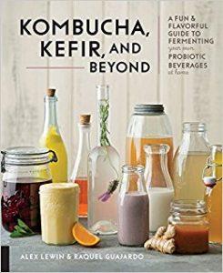 Kombucha Kefir & Beyond book cover