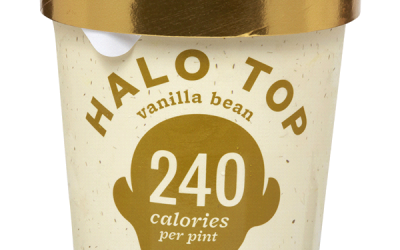 pint of Halo Top
