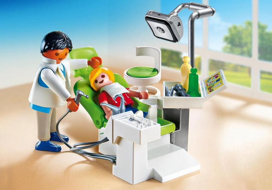 Playmobile dentist set
