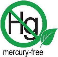 mercury-free symbol