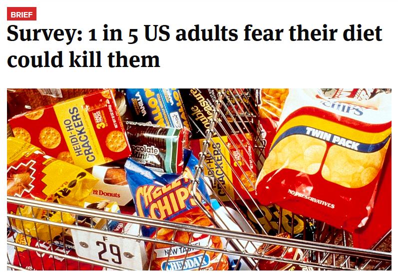 news headline
