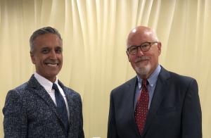 Dr. Masoud Attar & Dr. Allen Sprinkle