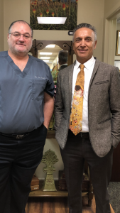 Dr. Ted Fields & Dr. Masoud Attar