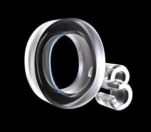 O3 ozone symbol